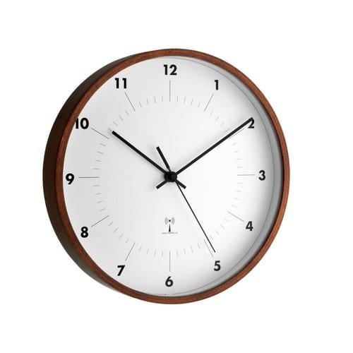 horloge murale radio pilot e pas cher achat vente priceminister rakuten. Black Bedroom Furniture Sets. Home Design Ideas