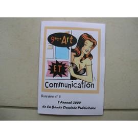 Hors-Serie 3 9e Art & Communication Annuel 2000