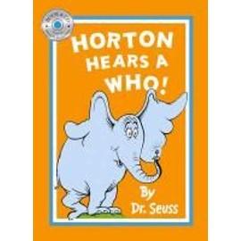 Horton Hears A Who de Dr. Seuss