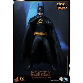 Hot Toys Batman (Tim Burton 1989) Batman (Michael Keaton) 12
