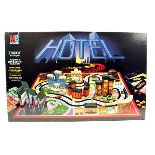 hotel jeu mb achat vente de jeux de soci t priceminister rakuten. Black Bedroom Furniture Sets. Home Design Ideas