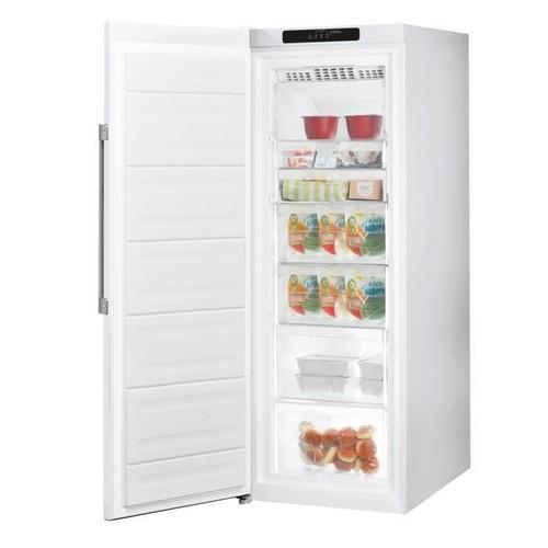 Hotpoint uh6 1t w cong lateur armoire a 232l pas cher - Congelateur armoire hotpoint ...
