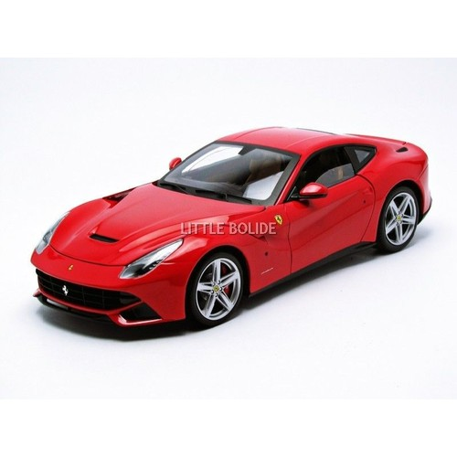 hotwheels elite mattel 1 18 ferrari f12 berlinetta x5474. Black Bedroom Furniture Sets. Home Design Ideas