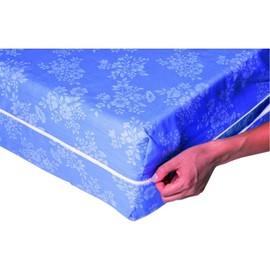 housse matelas damass 140 x 190 cm r nove matelas priceminister rakuten. Black Bedroom Furniture Sets. Home Design Ideas