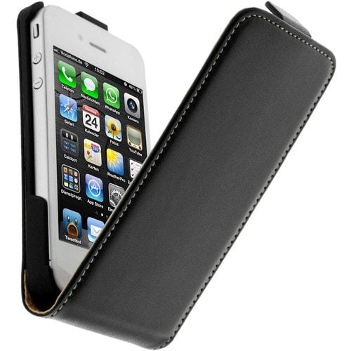 housse clapet apple iphone 4 4s etui protection sur. Black Bedroom Furniture Sets. Home Design Ideas