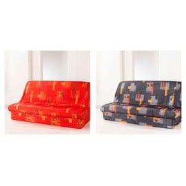housse clic clac bande socle jaya achat et vente. Black Bedroom Furniture Sets. Home Design Ideas