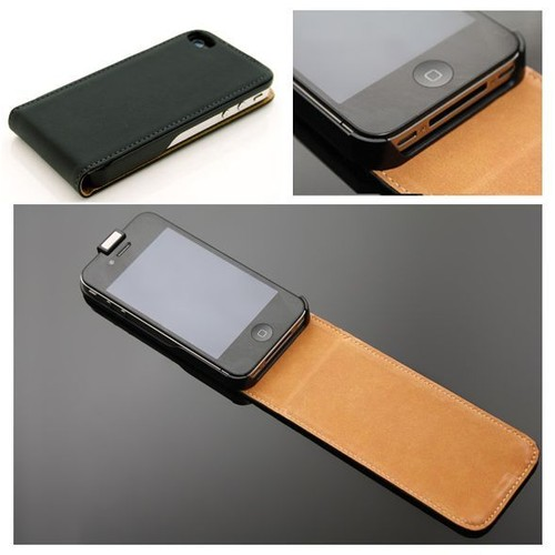 coque cuir iphone 4