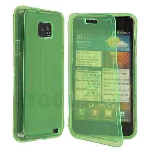 Housse coque silicone pour samsung galaxy s2 i9100 etui for Housse samsung galaxy s2