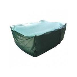 housse de protection haute r sistance table de jardin. Black Bedroom Furniture Sets. Home Design Ideas