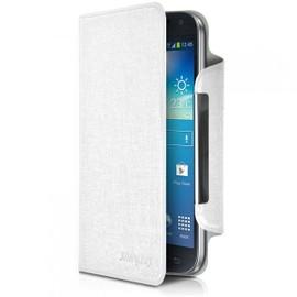 Housse Etui � Rabat Universel Xl Blanc Pour Acer Liquid Zest Plus