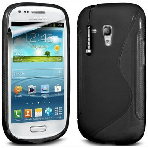 Housse etui coque 3 films stylet pour samsung galaxy for Housse samsung galaxy s3