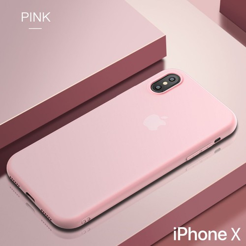 coque apple rose iphone x