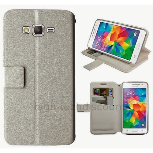 Housse etui coque pochette portefeuille pour samsung g530h galaxy grand prime film ecran sur - Pochette pour tablette samsung ...
