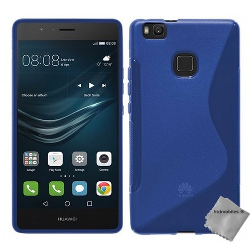 Housse etui coque pochette silicone gel fine pour huawei for Housse huawei p9 lite