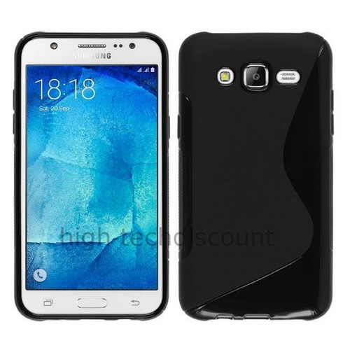 Housse etui coque pochette silicone gel fine pour samsung for Photo ecran galaxy j5