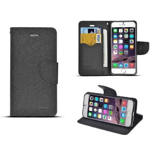 Housse etui coque portefeuille pour iphone 6 iphone 4dot7 for Housse iphone 6 luxe