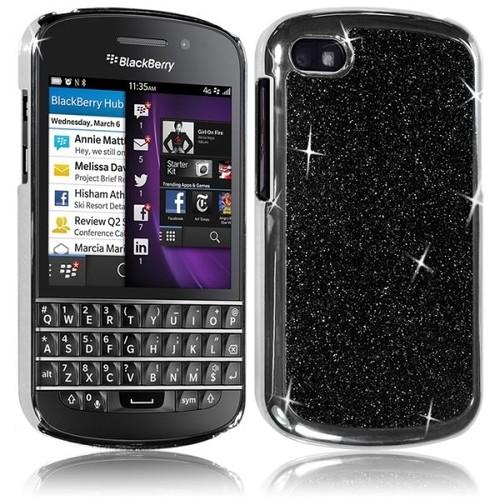 Housse etui coque rigide pour blackberry q10 style for Housse blackberry q10