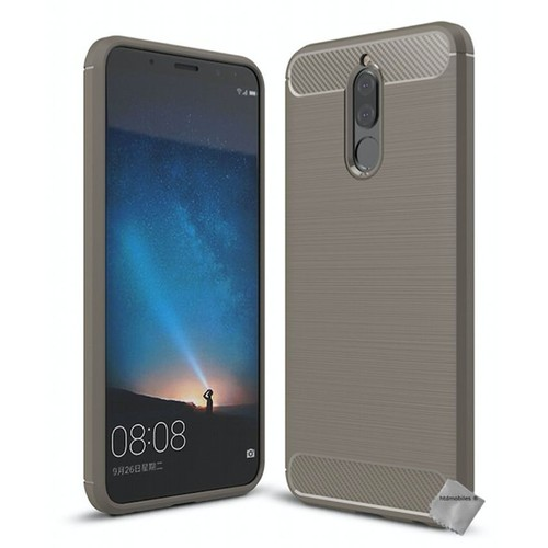 Housse etui coque silicone gel carbone pour huawei mate 10 for Housse huawei mate 10 pro