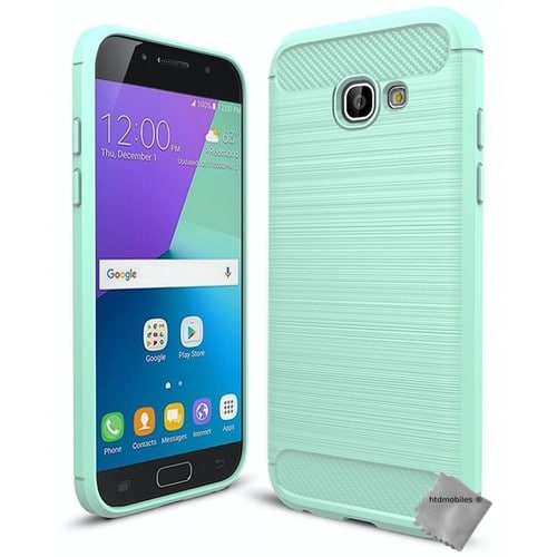 Housse etui coque silicone gel carbone pour samsung galaxy for Gel a depolir le verre