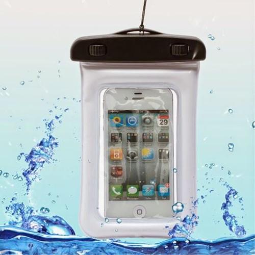 Housse etui pochette etanche waterproof pour sony xperia l for Housse photo etanche