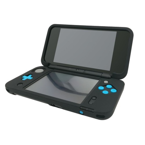 Housse tui protection silicone pour nintendo new 2 ds xl for Housse 2ds xl pokemon