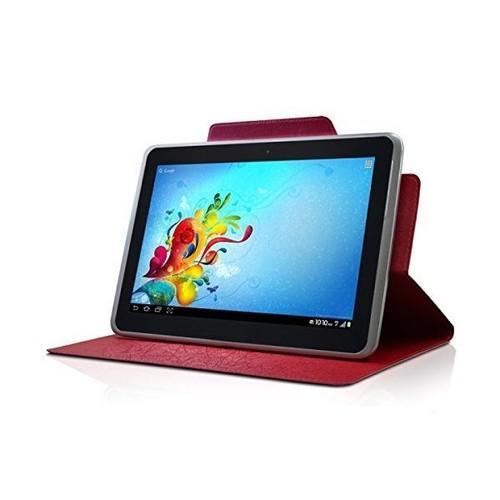 housse etui universel l couleur rouge pour tablette lenovo. Black Bedroom Furniture Sets. Home Design Ideas