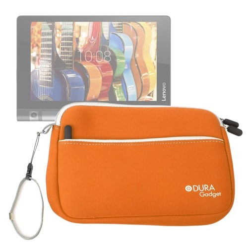 housse pour tablette lenovo yoga tab 3 8 cran 8 pouces en n opr ne orange r sistant l 39 eau. Black Bedroom Furniture Sets. Home Design Ideas