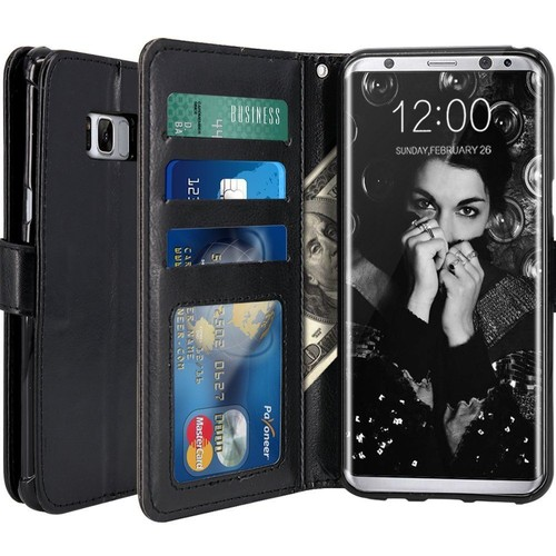 Housse samsung galaxy s8 housse coque etui de luxe for Housse galaxy s8