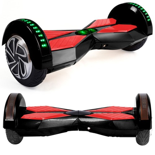 hoverboard smart auto quilibrage scooter lectrique 8 pouces s curit. Black Bedroom Furniture Sets. Home Design Ideas