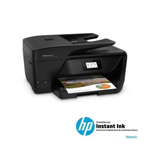 hp officejet 6950 imprimante multifonction scanner photocopieuse fax wifi. Black Bedroom Furniture Sets. Home Design Ideas