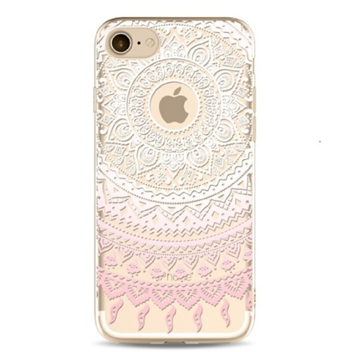 coque iphone 7 motif rose