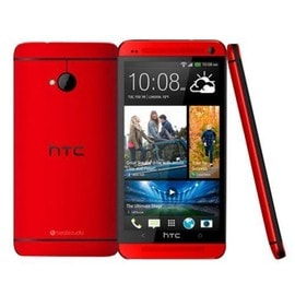 Smartphone HTC ONE ROUGE 32GO