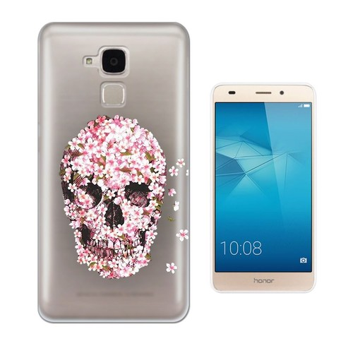 huawei honor 5c protecteur gel silicone protection case coque c1127 cool shabby chic flower. Black Bedroom Furniture Sets. Home Design Ideas