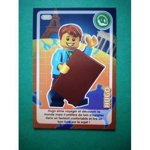 Carte Lego Auchan Livre.Hugo 2 Carte Lego Auchan Cree Ton Monde 2018 Neuf Et D Occasion
