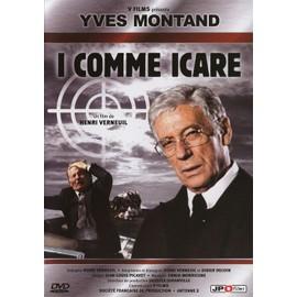 I Comme Icare de Henri Verneuil