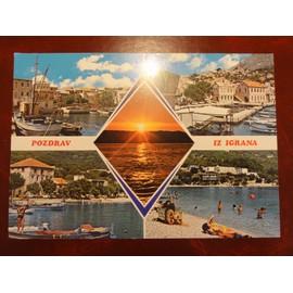 Igrane, Croatie   Achat vente de Cartes postales   Priceminister