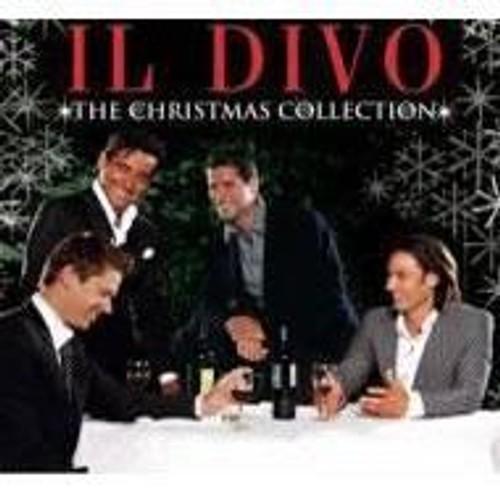 The christmas collection il divo achat vente de cd album rakuten - Il divo christmas album ...