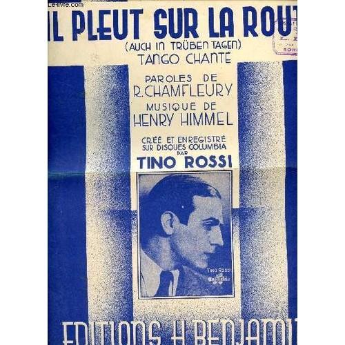 Il Pleut Sur La Route - Tango Chante de HIMMEL H.