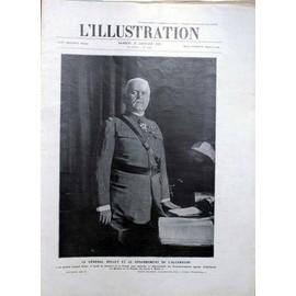 Illustration (L') N� 4064 Du 22/01/1921 - Le General Nollet Et Le Desarmement De L'allemagne
