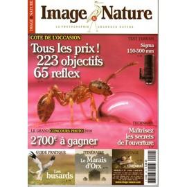 image nature n 29 cote de l 39 occasion tous les prix 223 objectifs 65 reflex. Black Bedroom Furniture Sets. Home Design Ideas