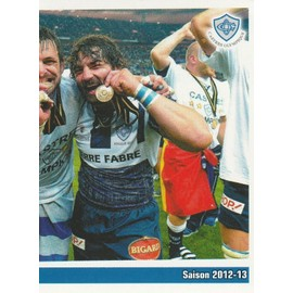 Image Panini N� 5 Rugby 2013 / 2014 Castres