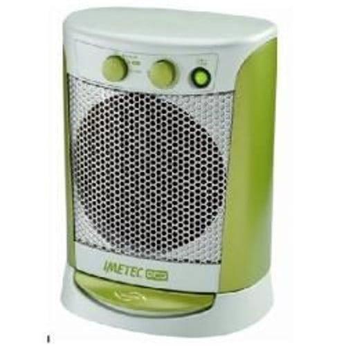 Imetec Eco Fh4 300.Imetec Eco Fh4 300 Chauffage Soufflant Vert