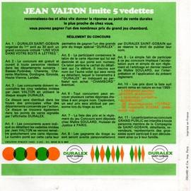 Imite 5 Vedettes Concours Une Voix Dans Votre Boite A Lettres