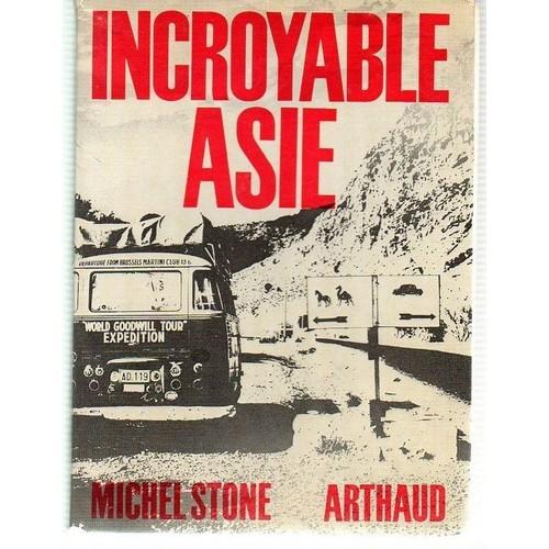 Incroyable Asie 25 Photographies 2cartes De Stone Michel Livre 870042234 L