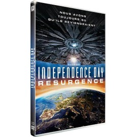 Petite annonce Independence Day : Resurgence - Dvd + Digital Hd - Roland Emmerich - 59000 LILLE