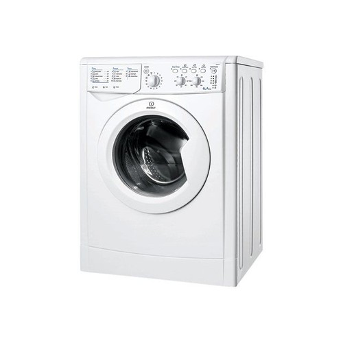 indesit iwc 6105 w machine laver pas cher. Black Bedroom Furniture Sets. Home Design Ideas