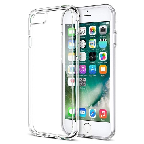 coque iphone 8 silicone bumber