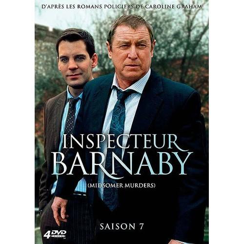 Inspecteur Barnaby - Saison 7 - DVD Zone 2 | Rakuten