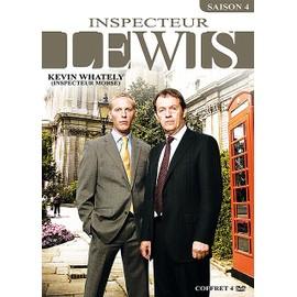 Inspecteur Lewis - Saison 4 de Anderson Bill
