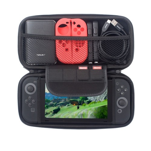 Insten tui housse de protection de transport rangement for Housse nintendo switch